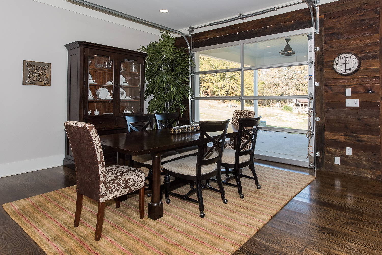 interior home remodeling chelsea alabama dining room